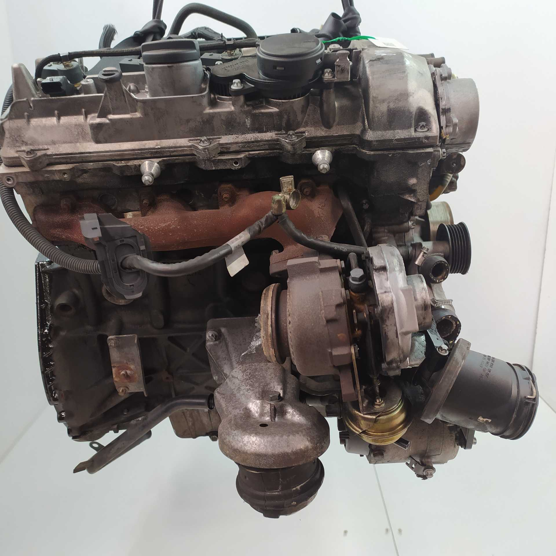 MOTOR COMPLETO MERCEDES-BENZ CLASE C C 220 CDI (203.006) (105 KW / 143 CV) (05.2000 - 02.2007)