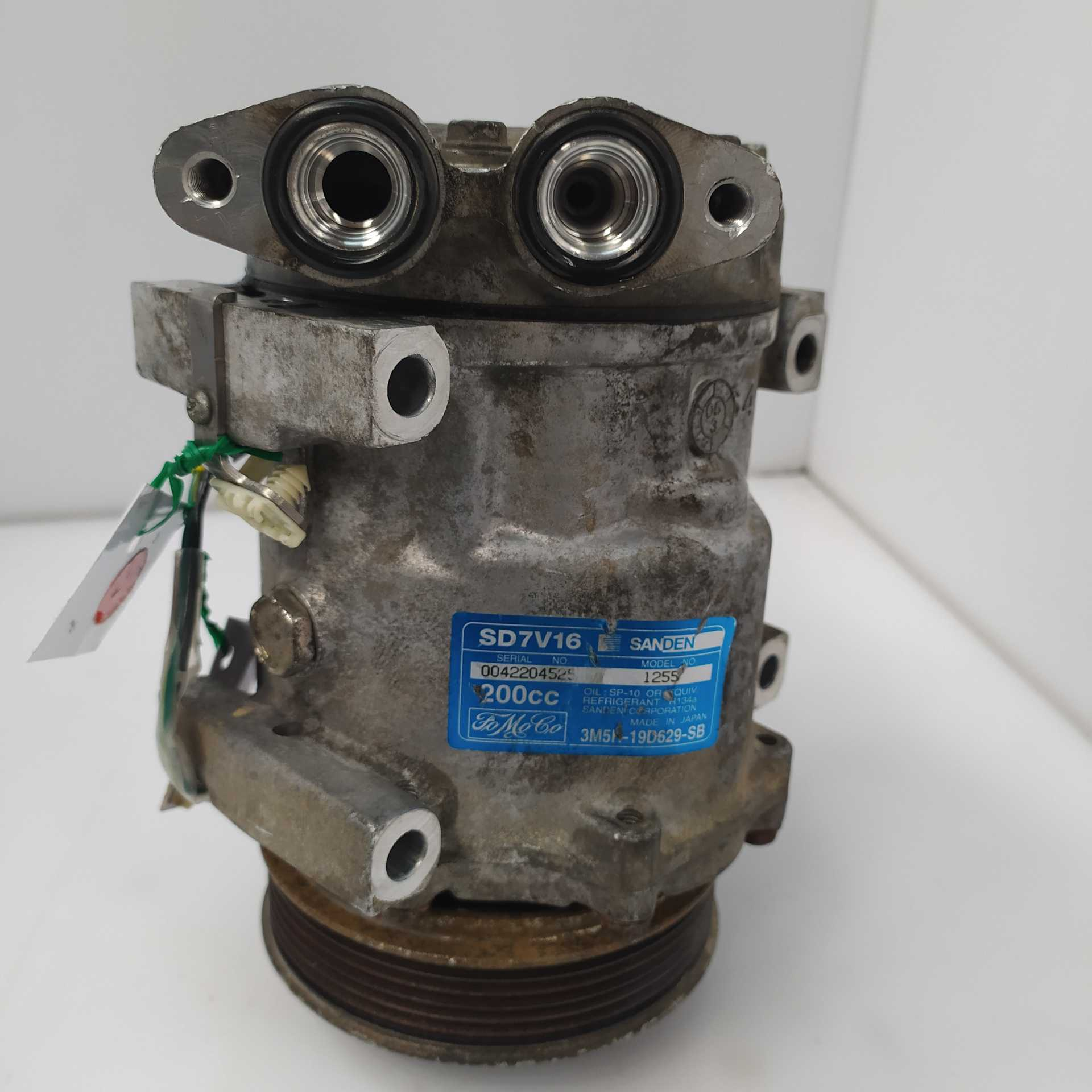 COMPRESOR AIRE ACOND. FORD FOCUS II 2.5 ST (166 KW / 225 CV) (10.2005 - 09.2012)