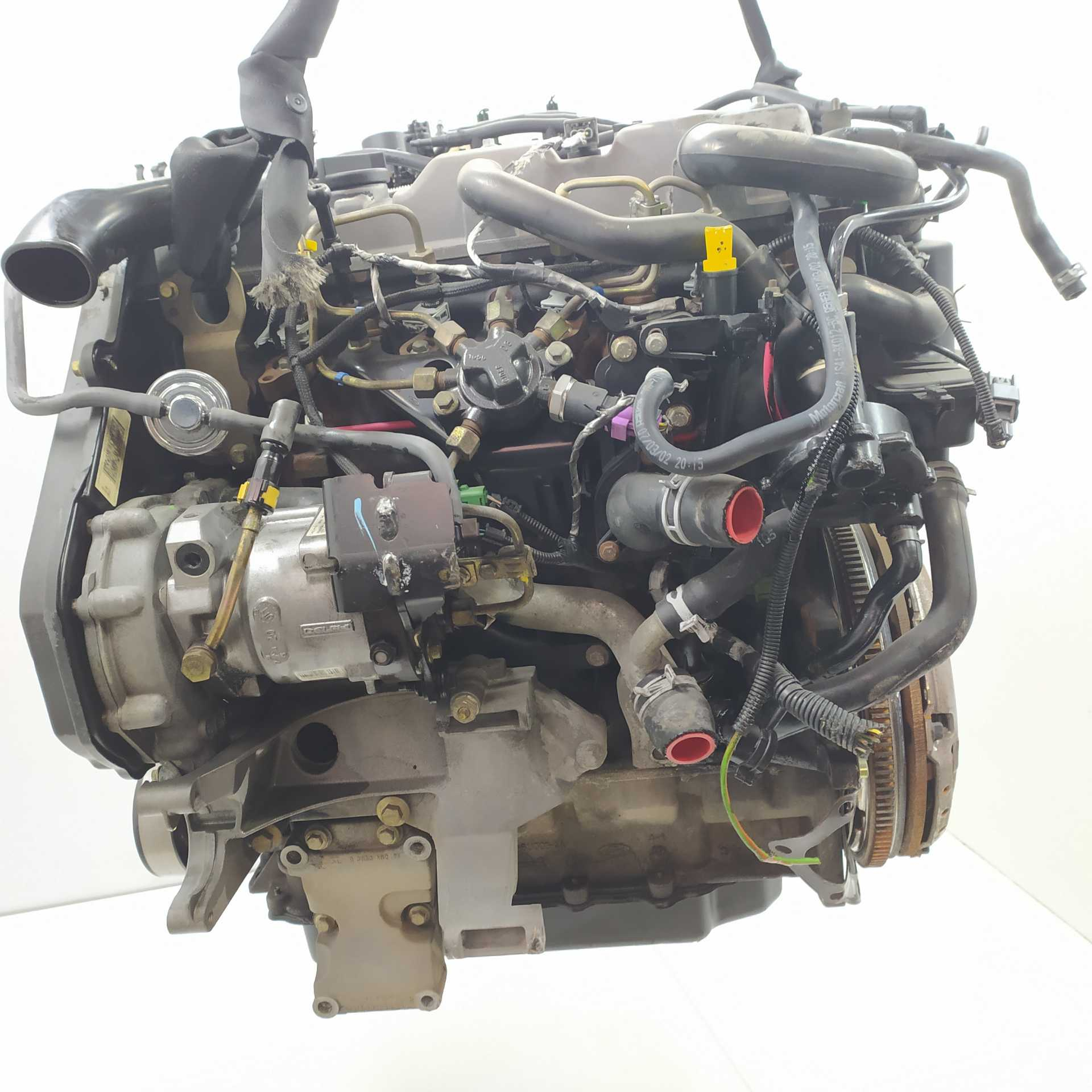 MOTOR COMPLETO FORD FOCUS 1.8 TDCi (85 KW / 115 CV) (03.2001 - 11.2004)