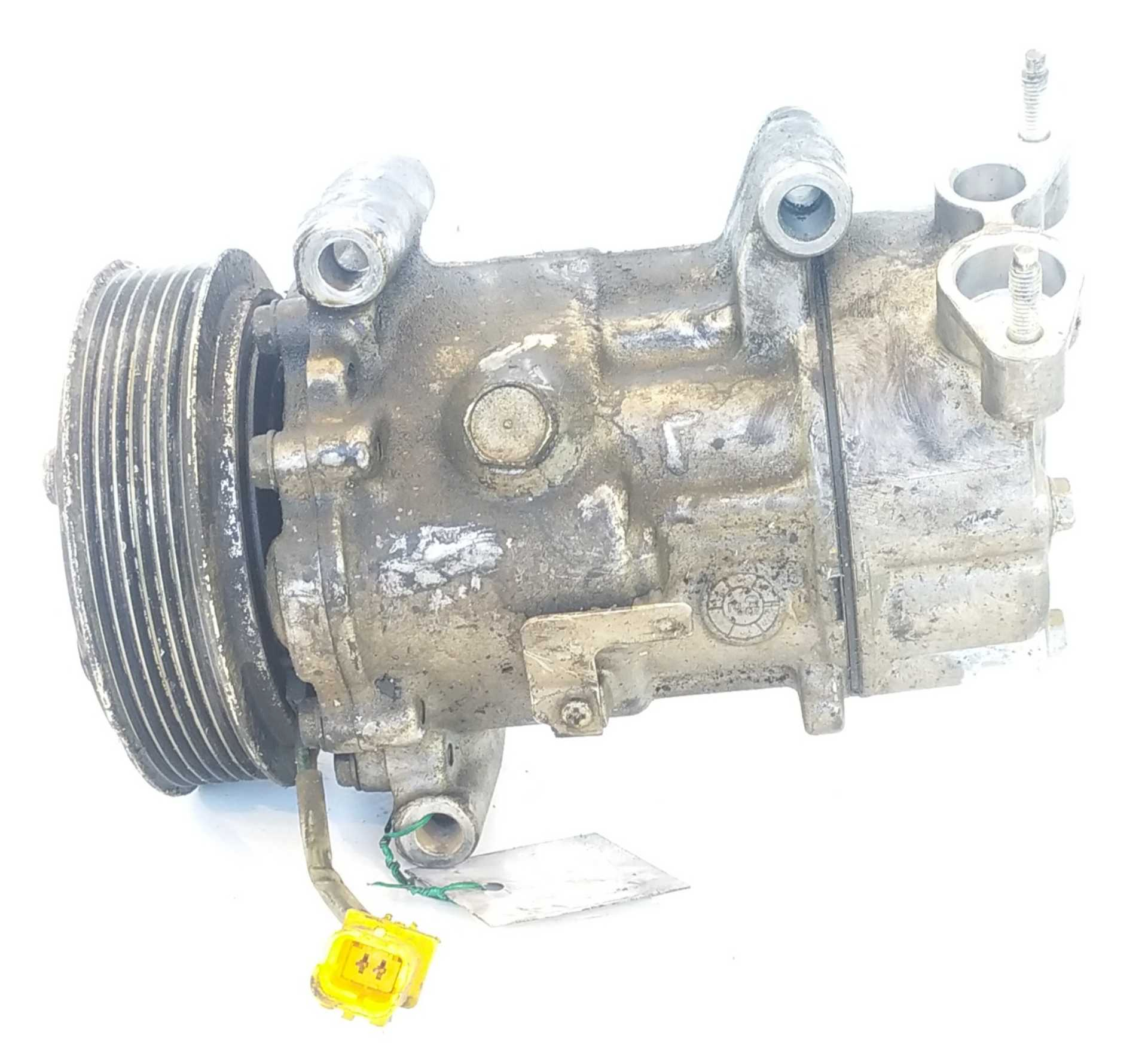 COMPRESOR AIRE ACOND. PEUGEOT 206 Fastback 1.4 HDi eco 70 (50 KW / 68 CV) (09.2001 - 04.2009)