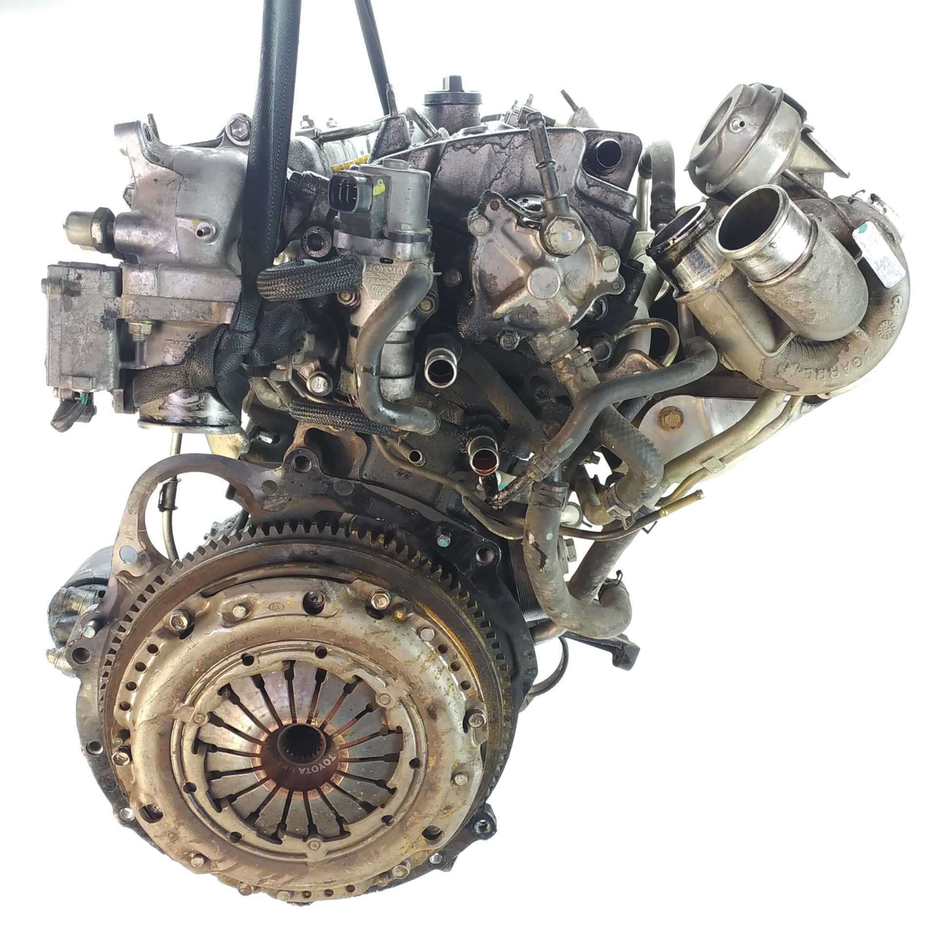 MOTOR COMPLETO TOYOTA COROLLA Verso 2.0 D-4D (CUR10_) (85 KW / 116 CV) (04.2004 - 03.2009)
