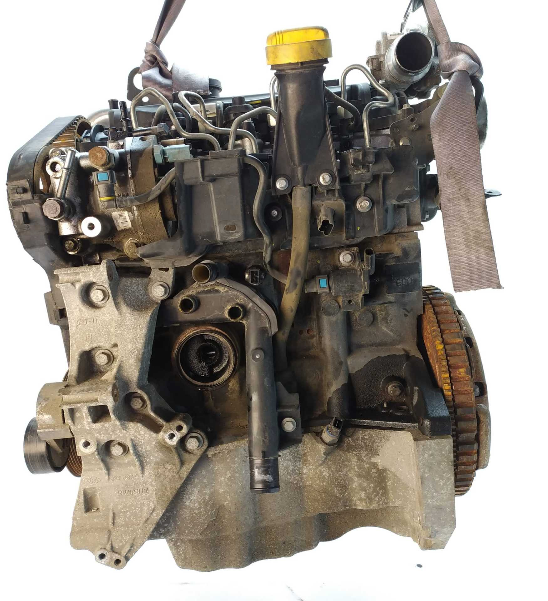 MOTOR COMPLETO RENAULT CLIO IV 1.5 dCi 90 (66 KW / 90 CV) (11.2012 - ...)