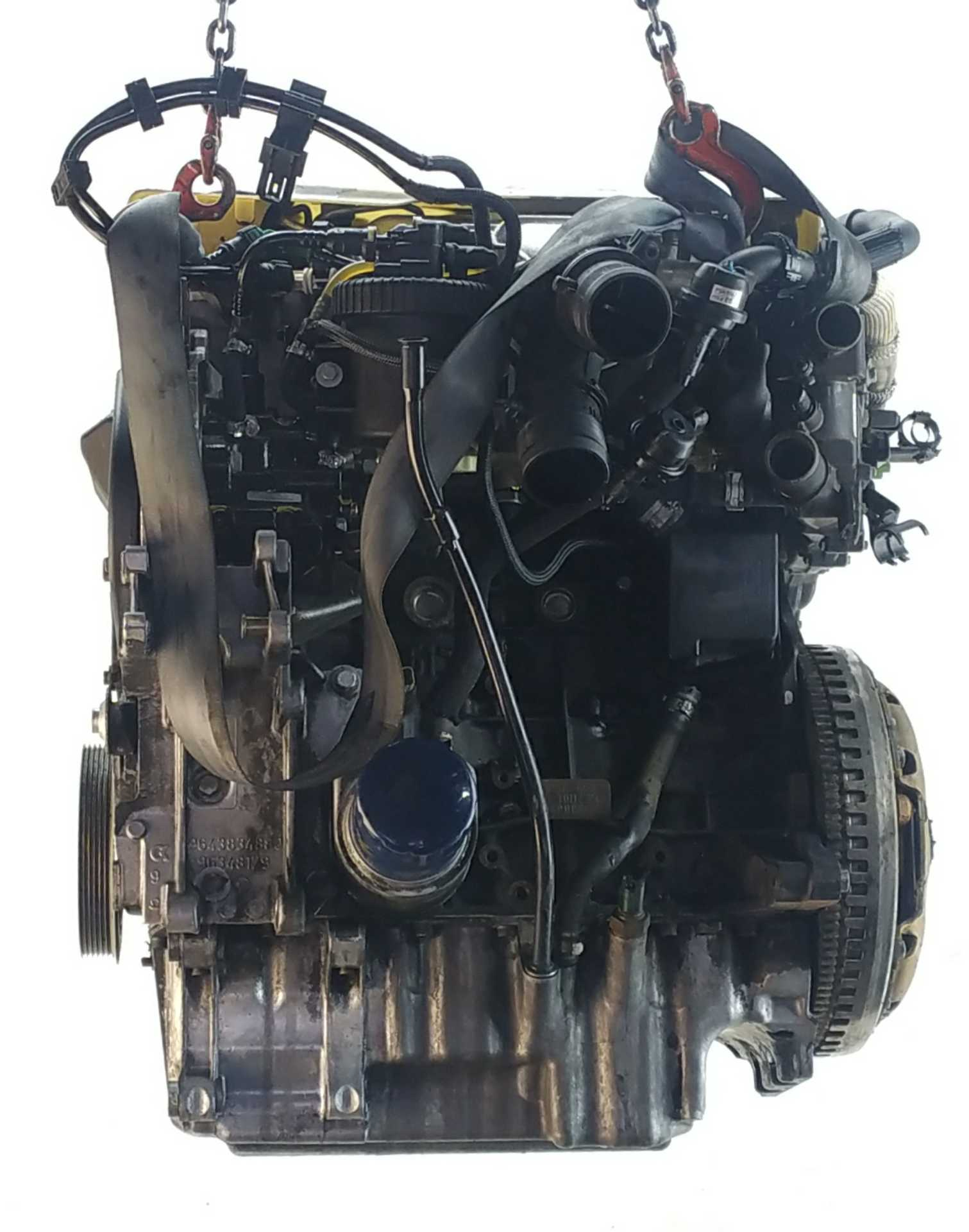 MOTOR COMPLETO PEUGEOT 406 Coupé 2.2 HDI (98 KW / 133 CV) (03.2000 - 12.2004)