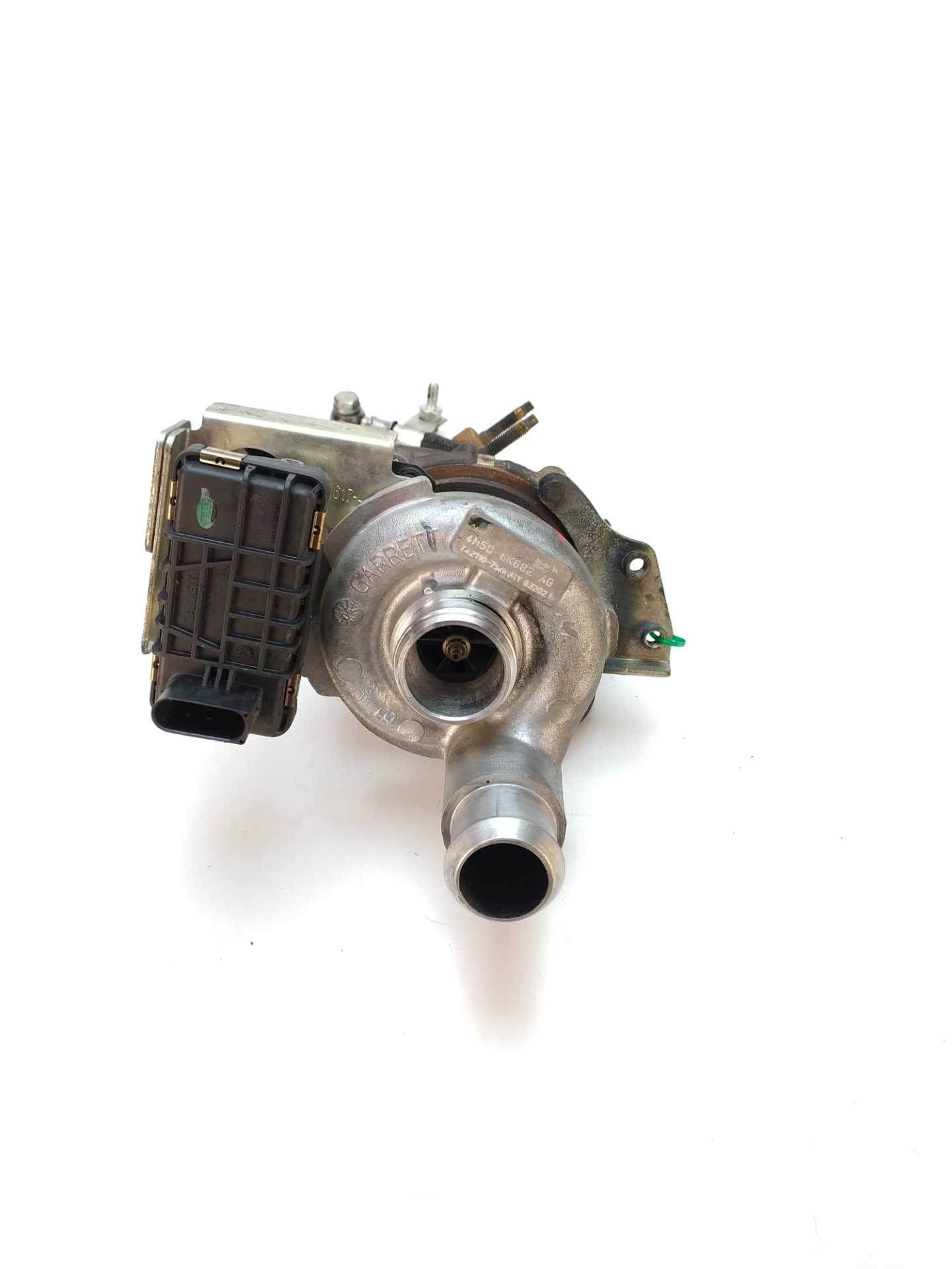 TURBO FORD FOCUS II 1.8 TDCi (85 KW / 115 CV) (01.2005 - 09.2012)