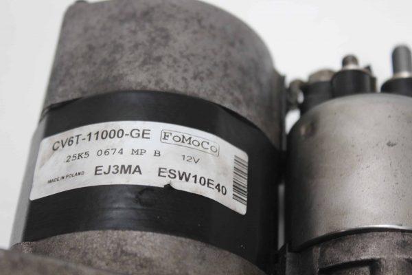 Motor de arranque FORD Focus Mk3 Familiar (DYB) (07.2010 - ...) 2