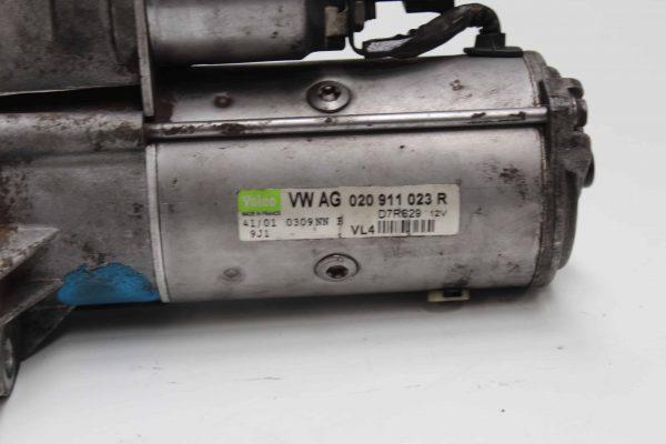Motor de arranque SEAT Ibiza II (6K, GP01) (08.1999 - 02.2002) 2