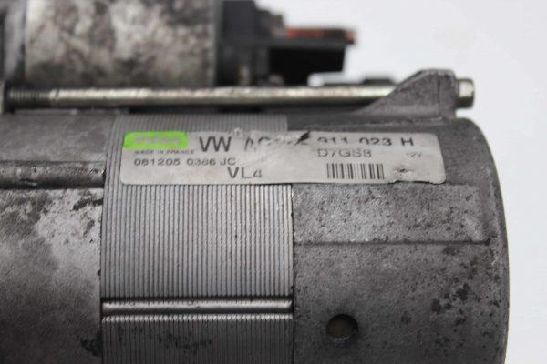 Motor de arranque VOLKSWAGEN Golf V Hatchback (1K) (10.2003 - 02.2009) 2