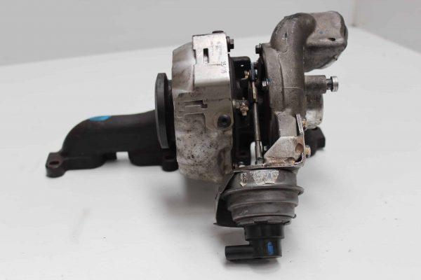 Turbocompresor VOLKSWAGEN Polo V Hatchback (6R, 6C) (06.2009 - ...) 2