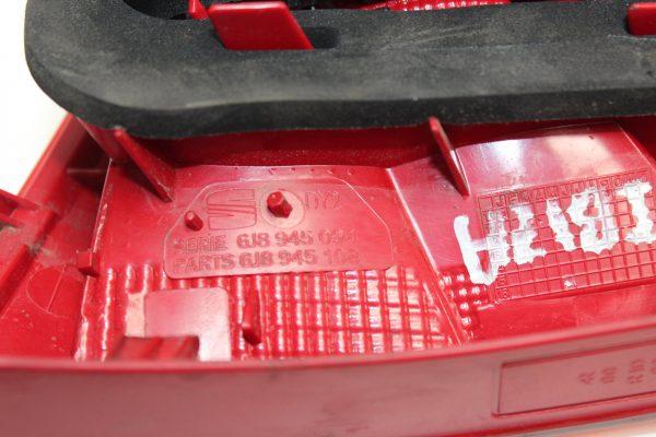 Piloto trasero derecho SEAT Ibiza IV ST (6J, 6P) (03.2010 - ...) 3