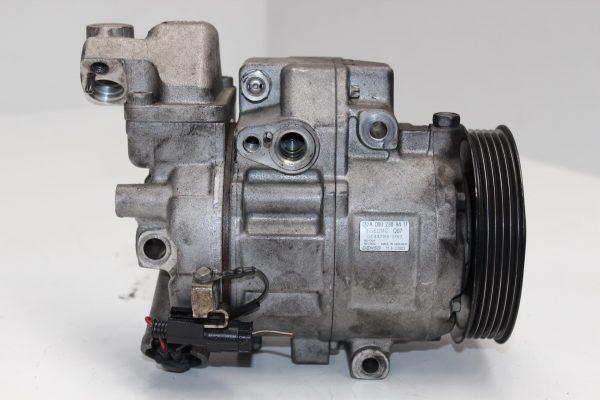 Compresor de aire acondicionado MERCEDES-BENZ Vaneo (W414) (02.2002 - 07.2005) 3