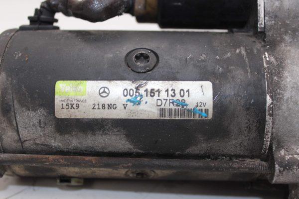 Motor de arranque MERCEDES-BENZ Vito Furgón (W638) (03.1997 - 07.2003) 2
