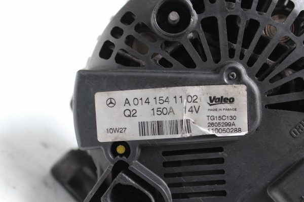 Alternador MERCEDES-BENZ Clase C Berlina (W204) (01.2007 - 01.2014) 4