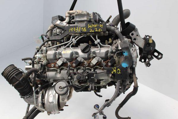 Motor TOYOTA RAV4 III SUV (XA30) (06.2005 - ...) 4