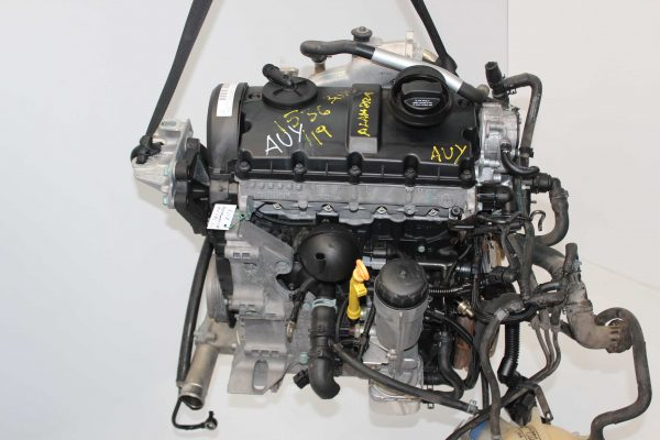Motor SEAT Alhambra I (7V, 7M) (04.1996 - 03.2010) 1