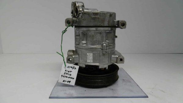 Compresor de aire acondicionado FIAT Stilo Hatchback (192) (10.2001 - 11.2010) 1