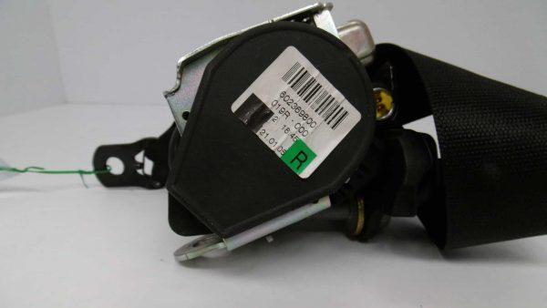 Cinturón trasero derecho MERCEDES-BENZ Clase A (W169) (09.2004 - 06.2012) 2