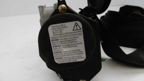 Cinturón delantero derecho MERCEDES-BENZ Clase M (W164) (07.2005 - 12.2011) 3