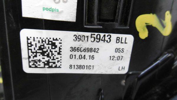 Piloto trasero izquierdo OPEL Astra K Hatchback (06.2015 - ...) 4