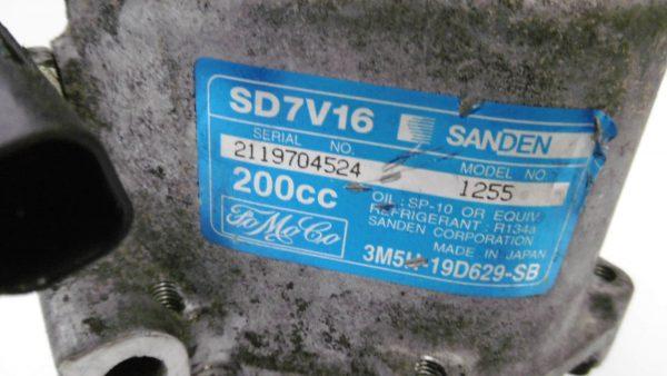 Compresor de aire acondicionado MAZDA 3 Berlina (BK) (09.1999 - 06.2009) 3