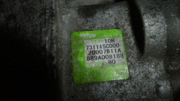 Compresor de aire acondicionado SUBARU Impreza III Berlina (GR) (03.2007 - ...) 4