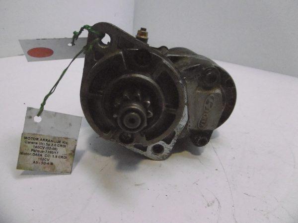 Motor de arranque KIA Carens I (FC) (06.1999 - 10.2002) 1