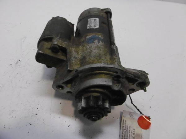 Motor de arranque NISSAN Navara Pick-up (D40) (10.2004 - ...) 1