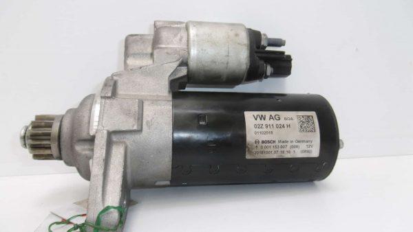 Motor de arranque AUDI A1 Sportback (8X) (09.2011 - ...) 1