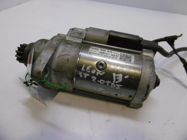 Motor de arranque SEAT Leon III ST (5F, 5F8) (08.2013 - ...) 1