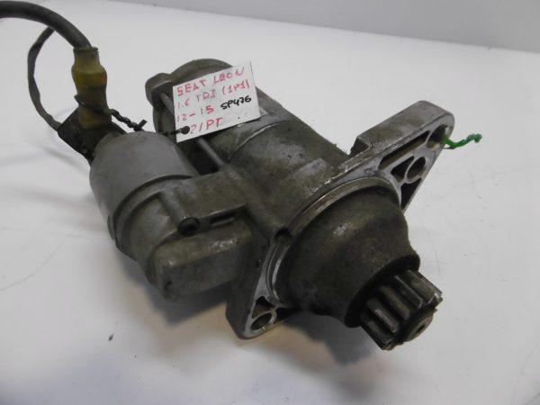 Motor de arranque SEAT Leon III Hatchback (5F, 5F1) (09.2012 - ...) 1