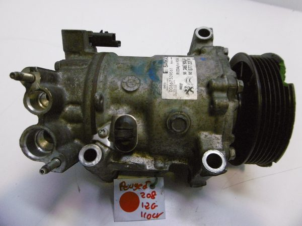 Compresor de aire acondicionado PEUGEOT 208 Hatchback (03.2012 - ...) 1