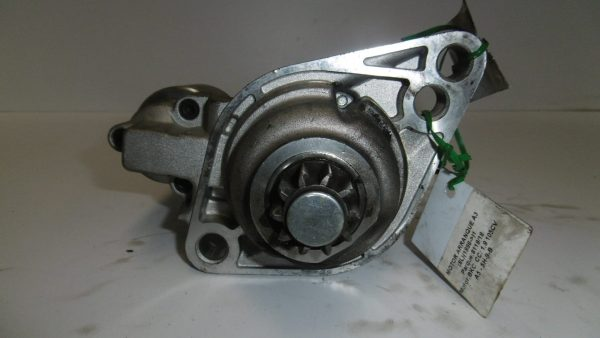 Motor de arranque AUDI A3 Hatchback (8P) (05.2003 - 08.2012) 2