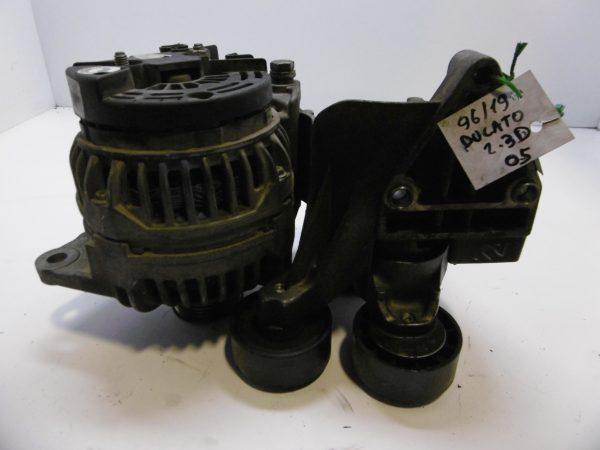 Alternador FIAT Ducato II Furgón (230L) (03.1994 - 05.2005) 1