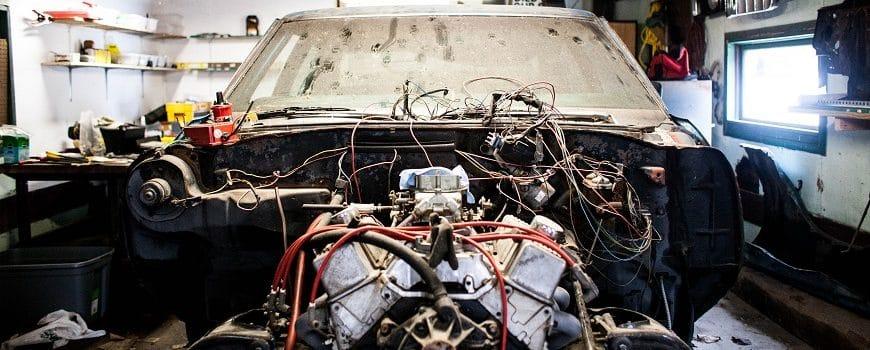 Que es, Cómo funciona y Averías del Motor de Arranque 1