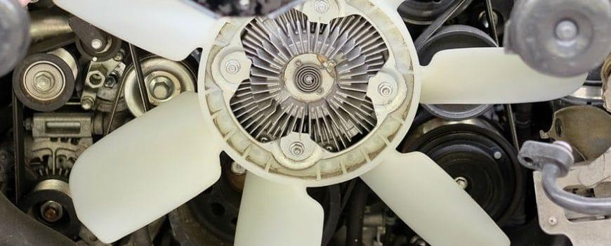 Ventilador de coche: Un elemento del sistema de refrigeración 1