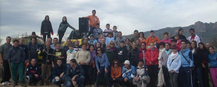 3ª CAMPAÑA DE REFORESTACION - 6/12/2010 1