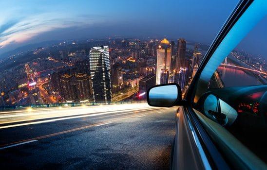 Trucos para conducir en una gran ciudad 1