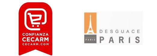 Desguace Paris recibe el sello de confianza CECARM 1