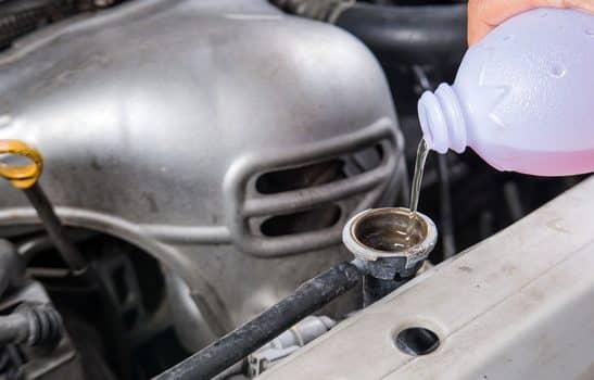 Radiador de coches, funcionamiento 1
