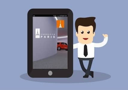 Nueva App móvil de Desguace París 1