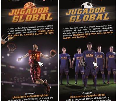 Decide quien será el Jugador Global 1