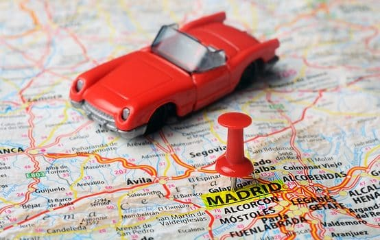 Cinco consejos para sobrevivir conduciendo por Madrid 1