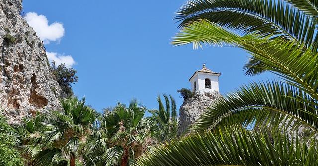 Recorre la provincia de Alicante con estas tres rutas 1