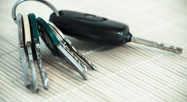 Qué hacer en caso de pérdida de las llaves del coche 1