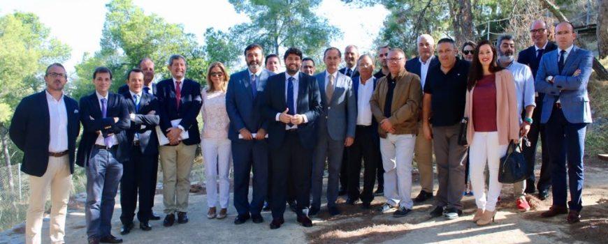 Global París participa en una charla con el Gobierno Regional 1