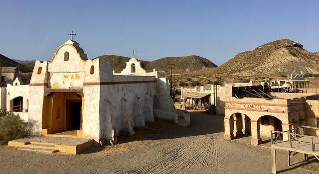 Viaje en moto por Almería 1