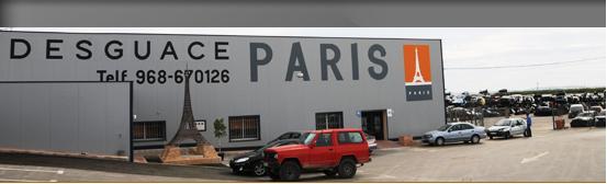 DESGUACE PARIS PREMIO  A LA EXCELENCIA EMPRESARIAL 1