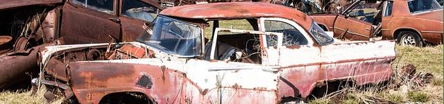 Cuando sale rentable arreglar un coche o venderlo como chatarra 1