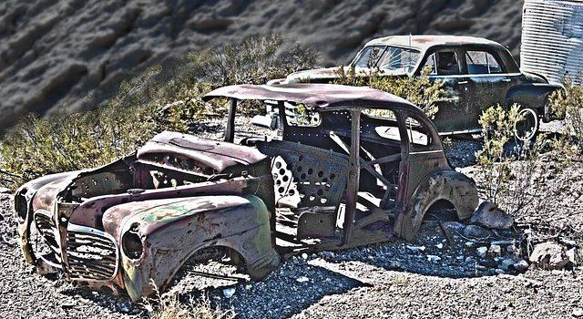 Chatarra de vehículos en desuso, ¿dónde va a parar? 1