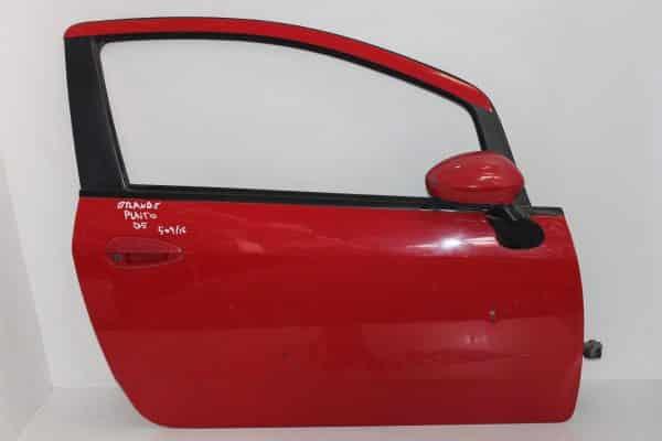Puerta delantera derecha FIAT Grande Punto Hatchback (199) (10.2005 - ...) 1