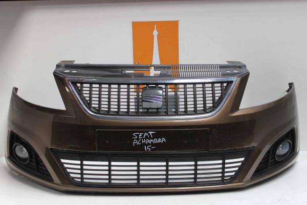 Paragolpes delantero SEAT Alhambra II (7N) (06.2010 - ...) 1